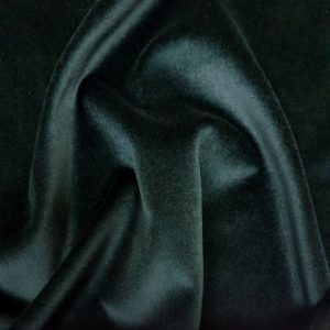 Denholme Velvets 100% Cotton Washable Velvet 8965WR 9191 Anthracite