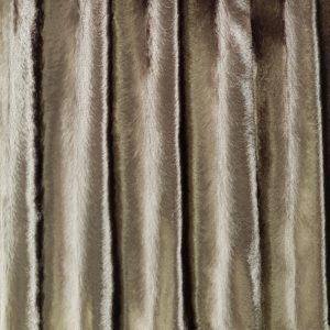 Denholme Velvets Beaver Faux Fur 20011 9019P Taupe