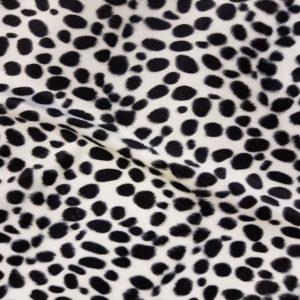 Denholme Velvets Faux Fur Dalmation 20207 9367P DALMATION